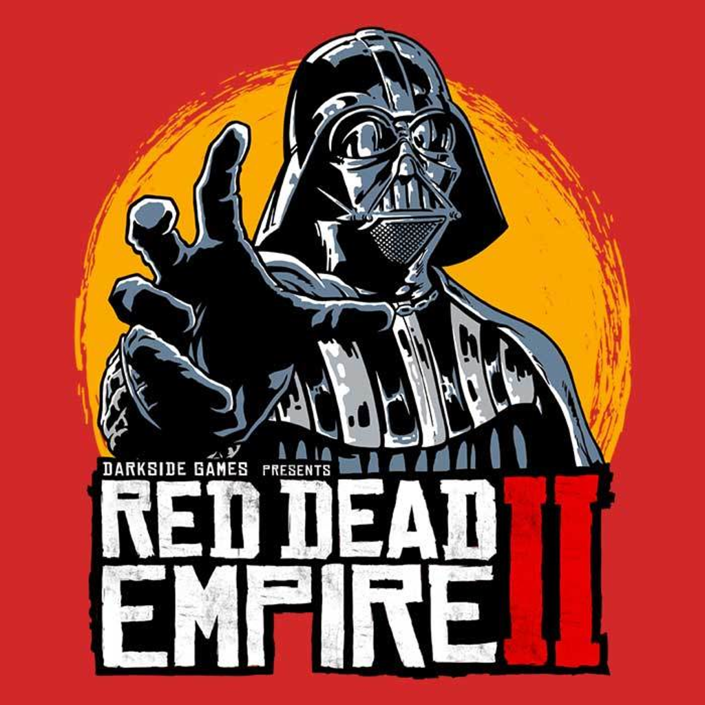 Once Upon a Tee: Red Dead Empire II
