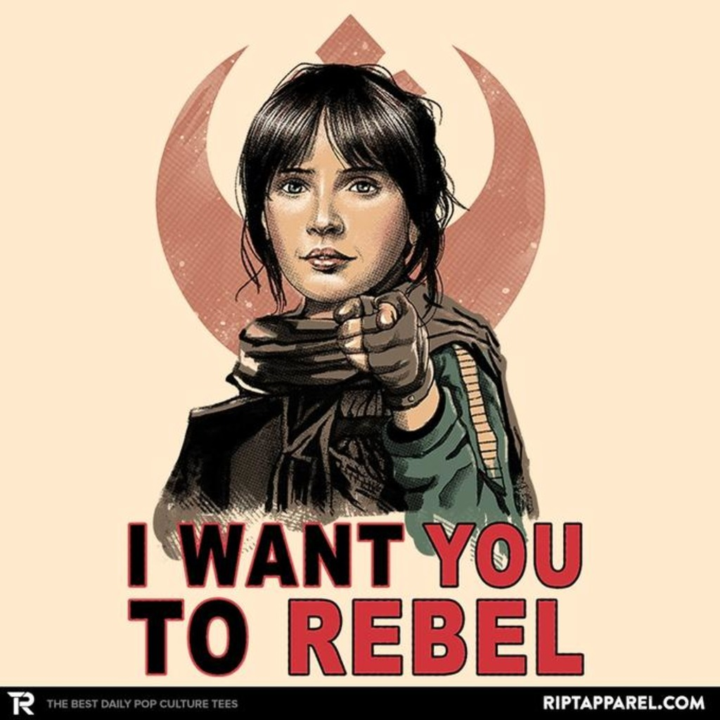 Ript: I Want You To Rebel