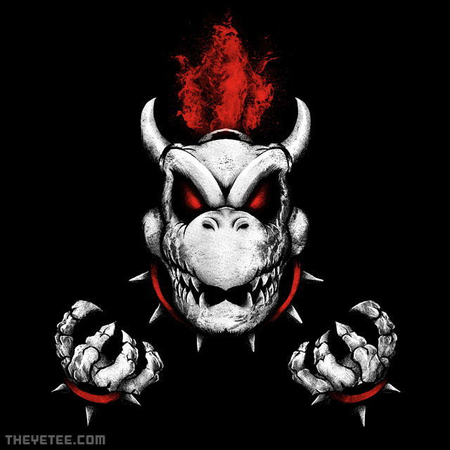 The Yetee: Bad to the Bone