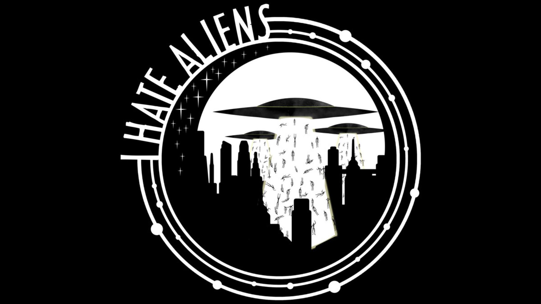 Design by Humans: Aliens Love