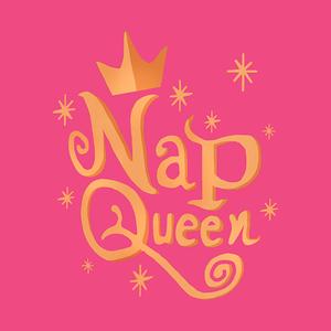 TeePublic: Nap Queen - Aurora (Ralph Breaks the Internet)