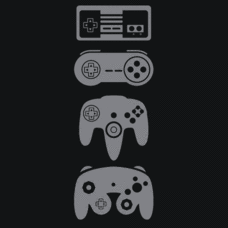 Textual Tees: Controller Generations