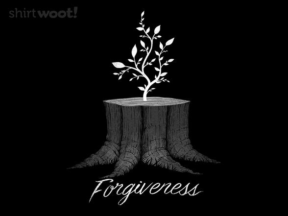Woot!: Forgiveness