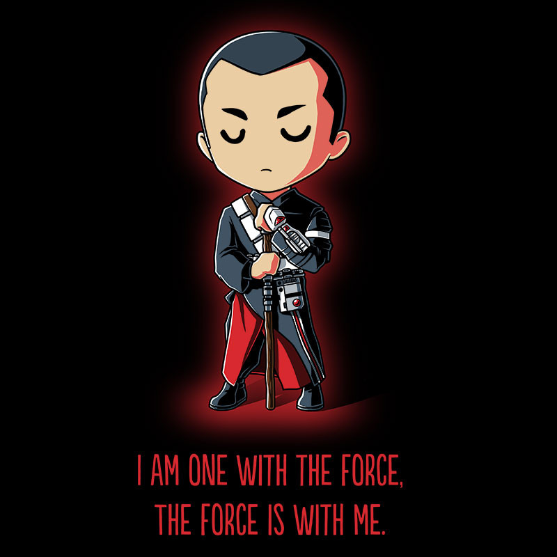 TeeTurtle: One With The Force (Chirrut)