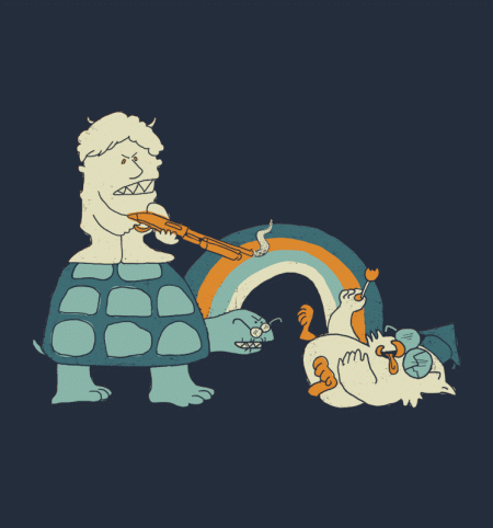 BustedTees: No More Licks