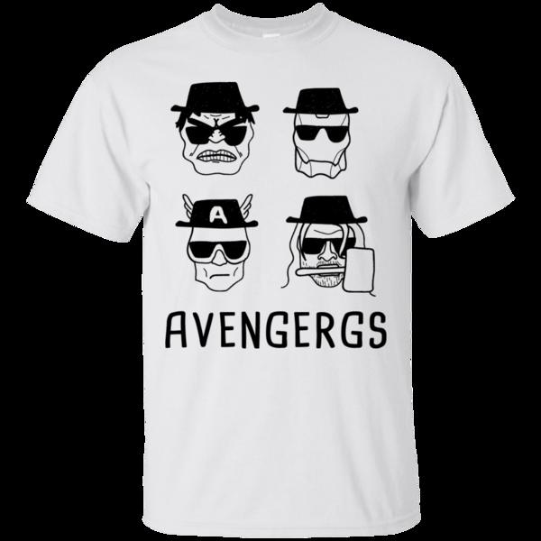 Pop-Up Tee: Avengergs