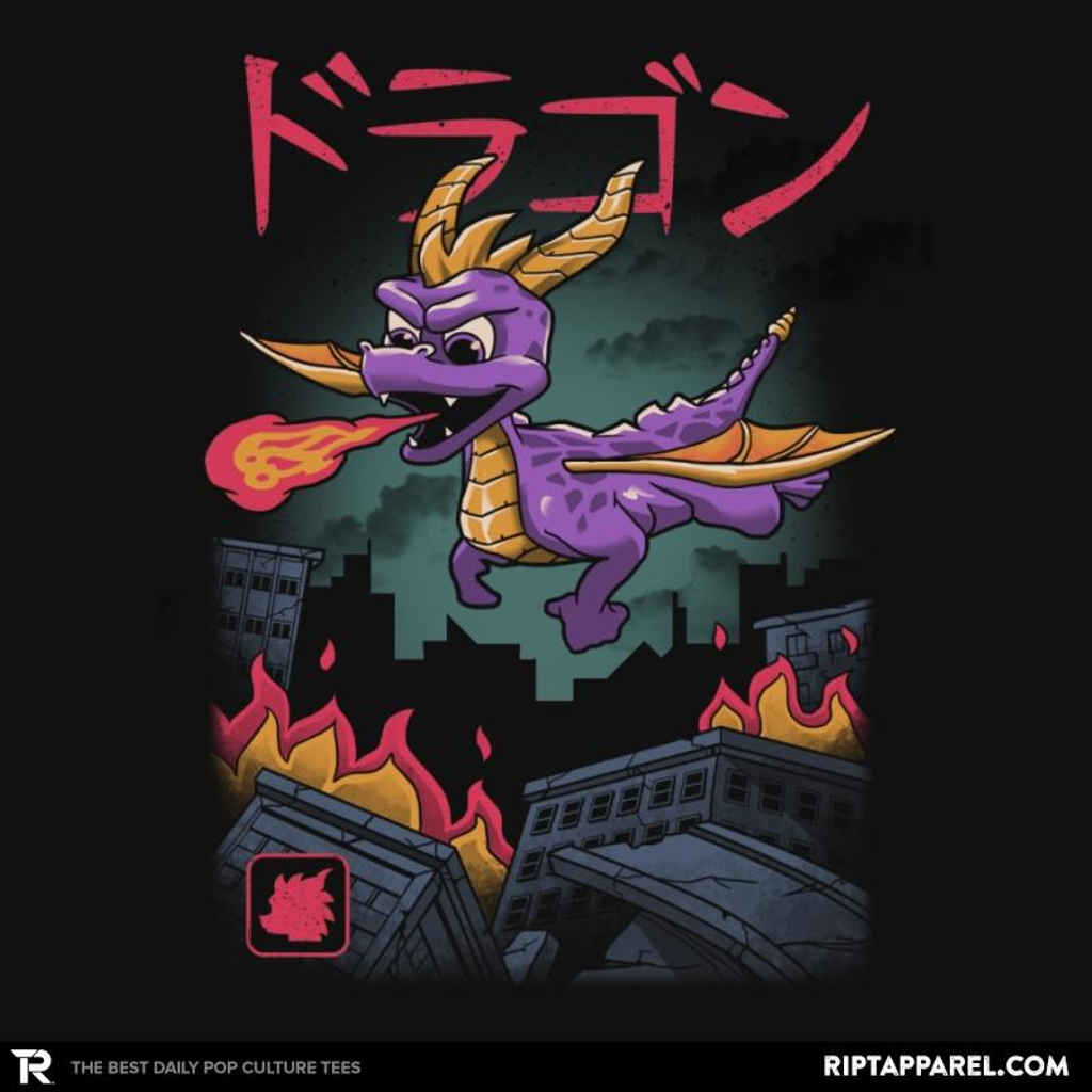 Ript: Dragon Kaiju