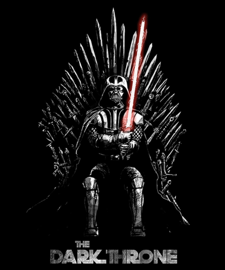 Qwertee: The Dark Throne