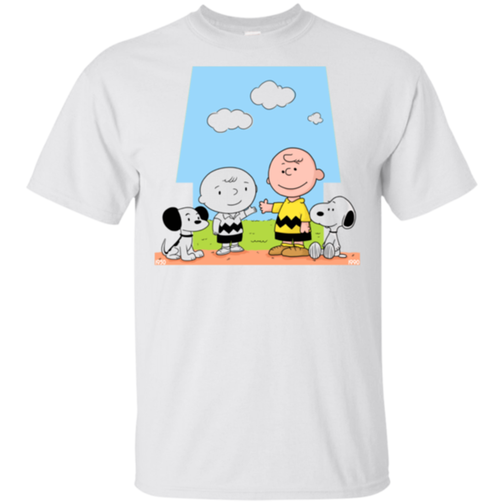 Pop-Up Tee: Generational Peanuts