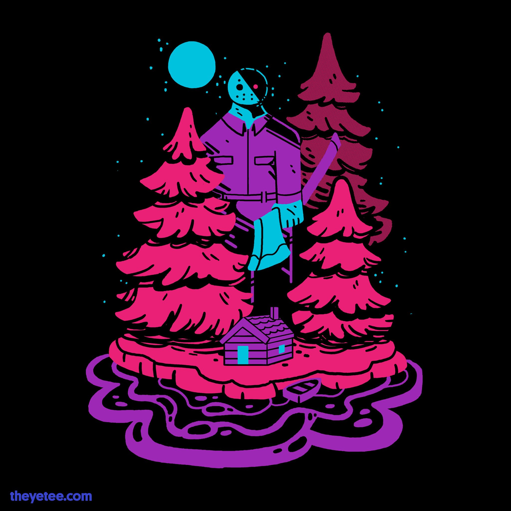 The Yetee: Long Night at Summer Camp