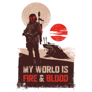 Wistitee: My World Is Fire & Blood