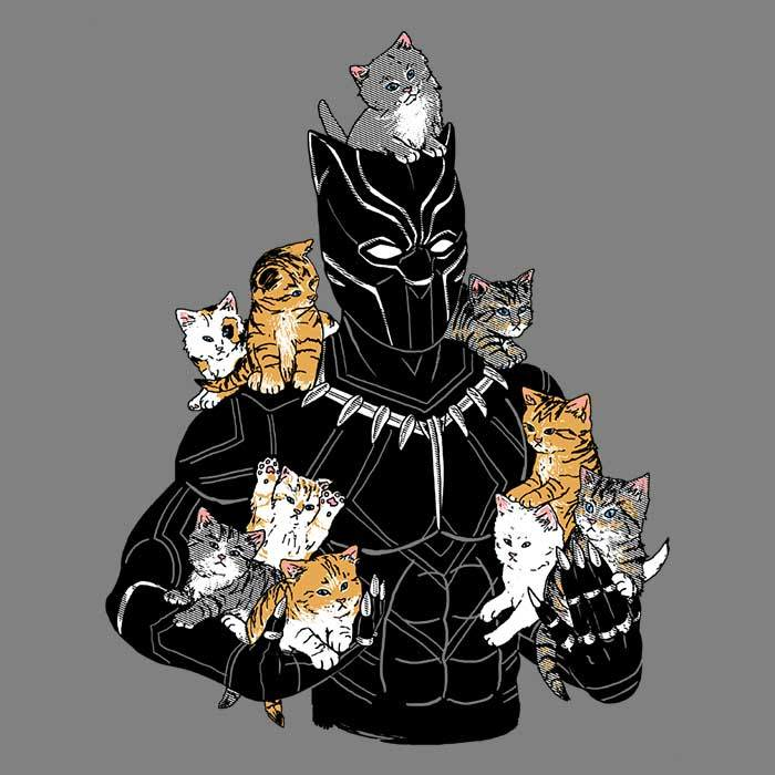 Once Upon a Tee: King of Kittens