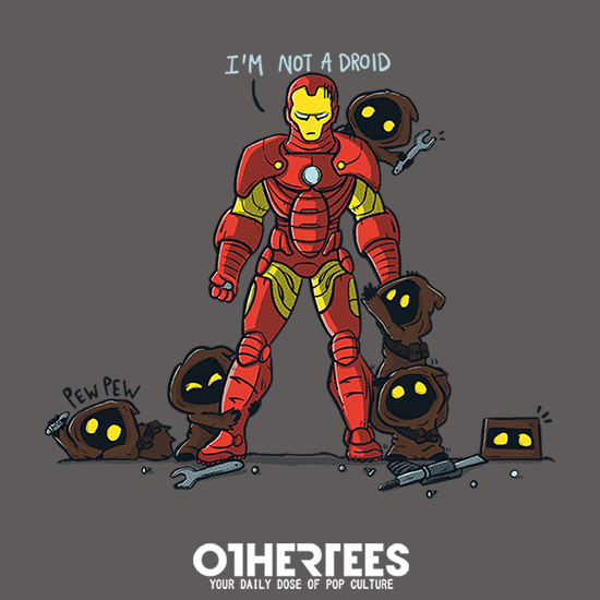 OtherTees: Not a Droid