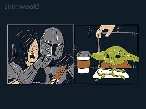 Woot!: Yelling