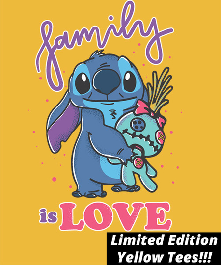 Qwertee: family is love