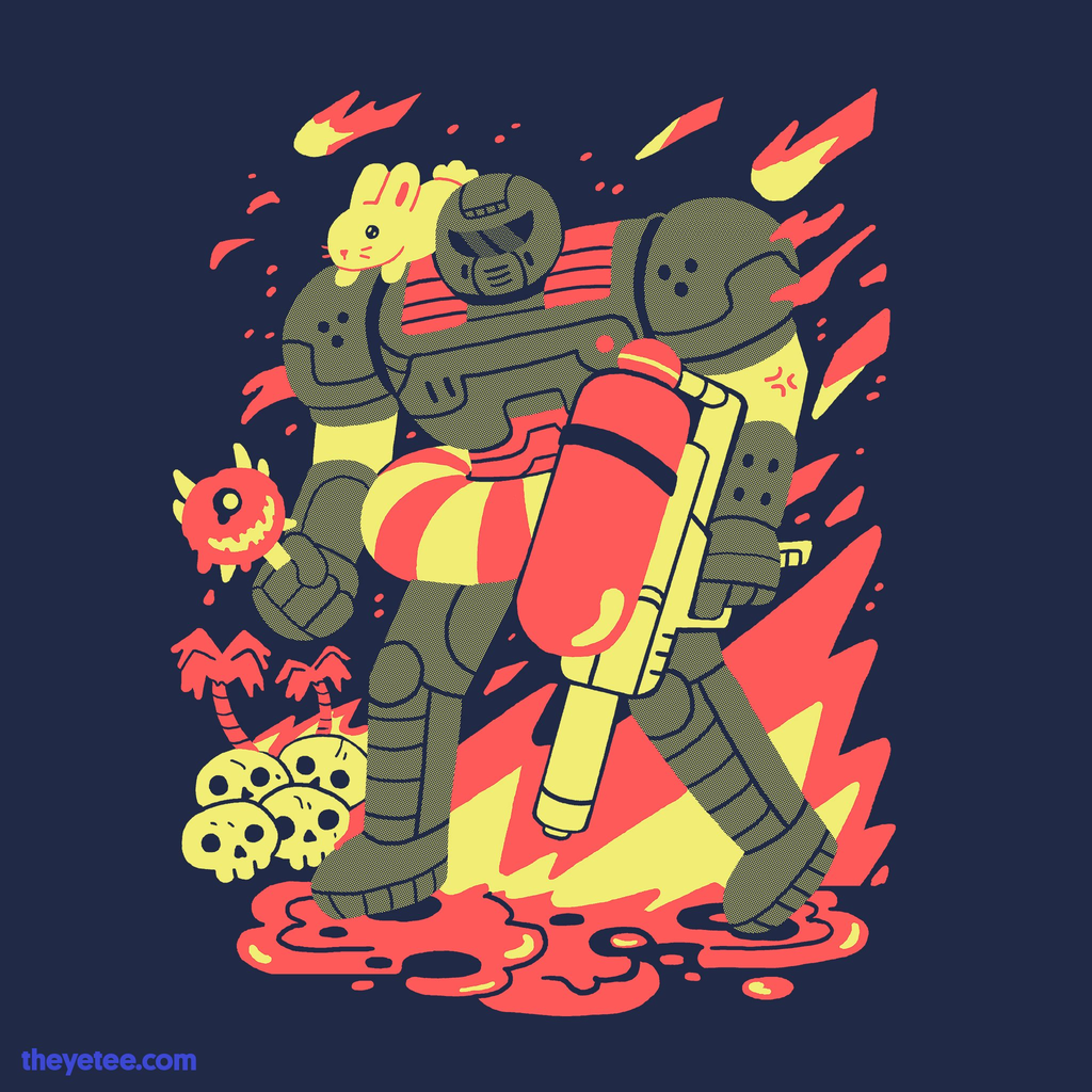 The Yetee: Hellcation