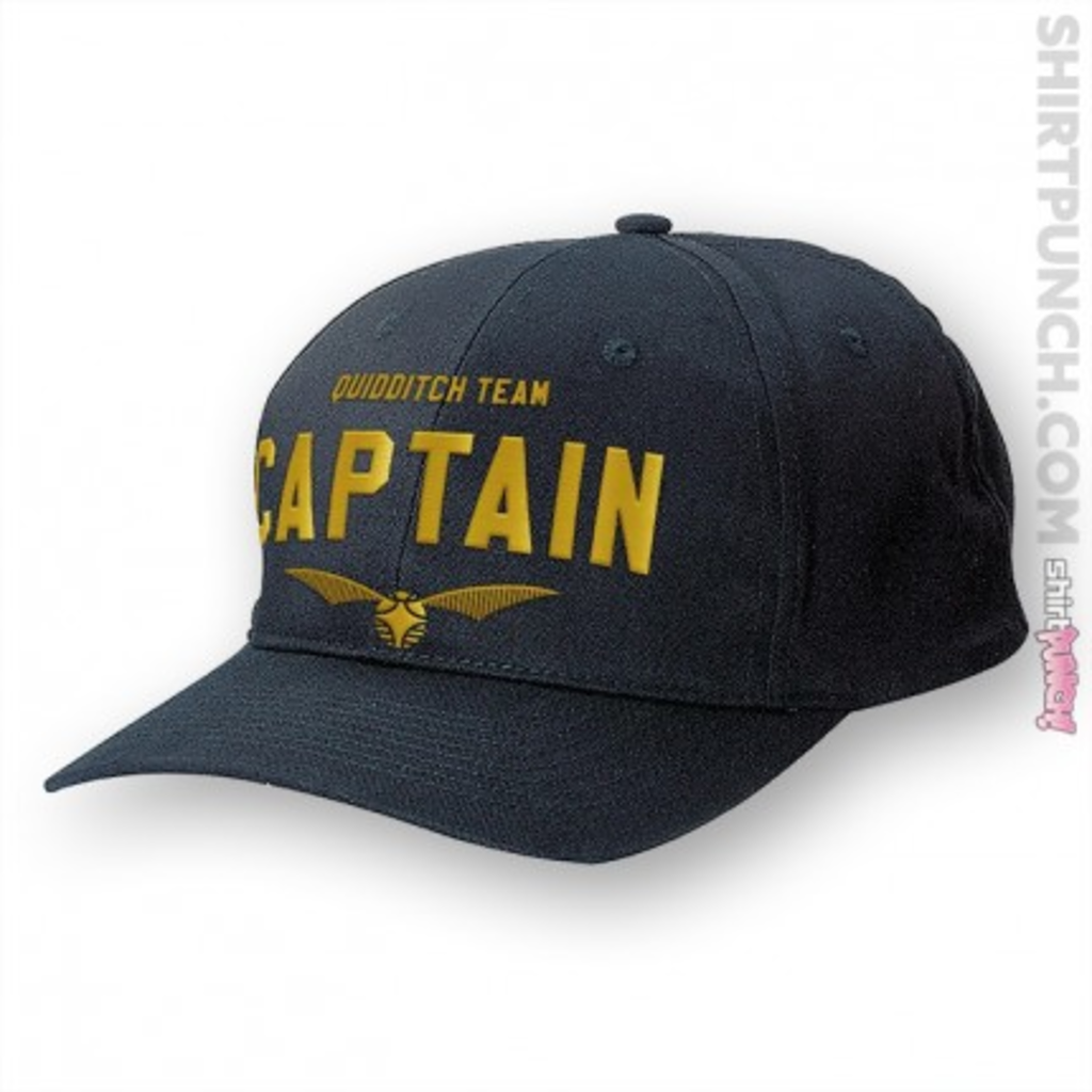ShirtPunch: Team Captain Hat