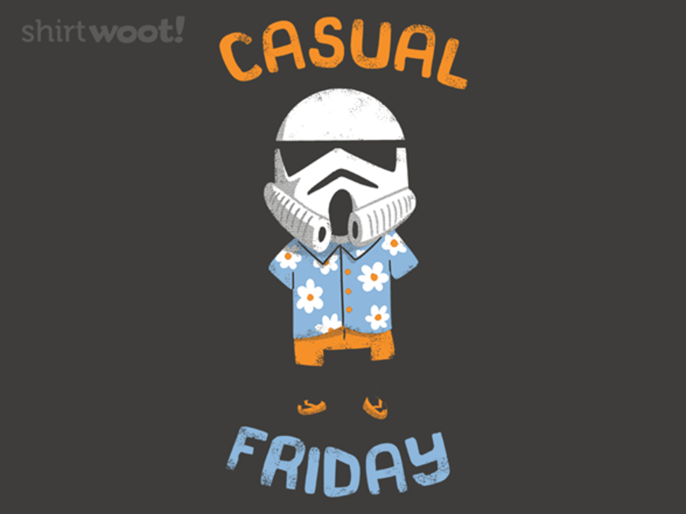 Woot!: Fridays are Casual - $8.00 + $5 standard shipping