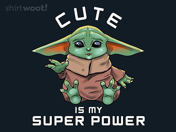 Woot!: Cute Powers