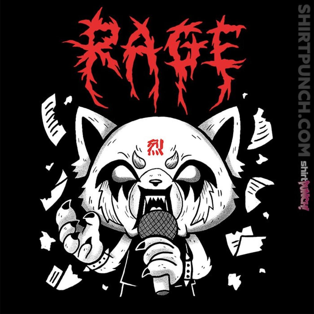 ShirtPunch: Rage Mood