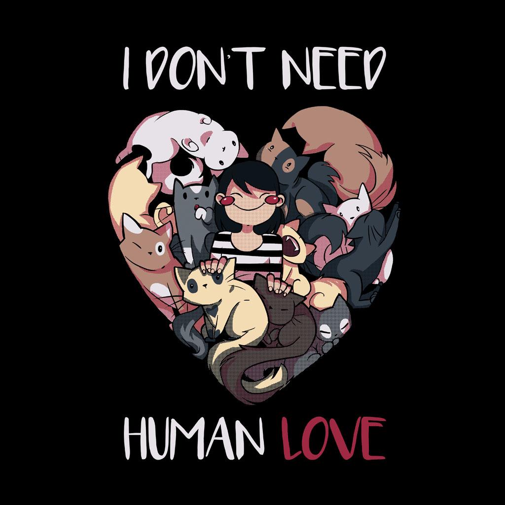 TeeTee: Human love