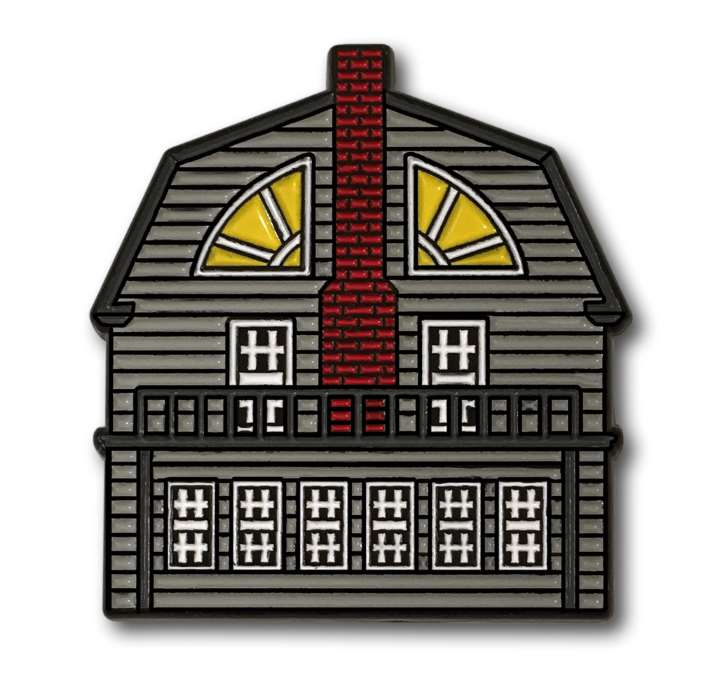 Pop Vulture: Amityville House Pin