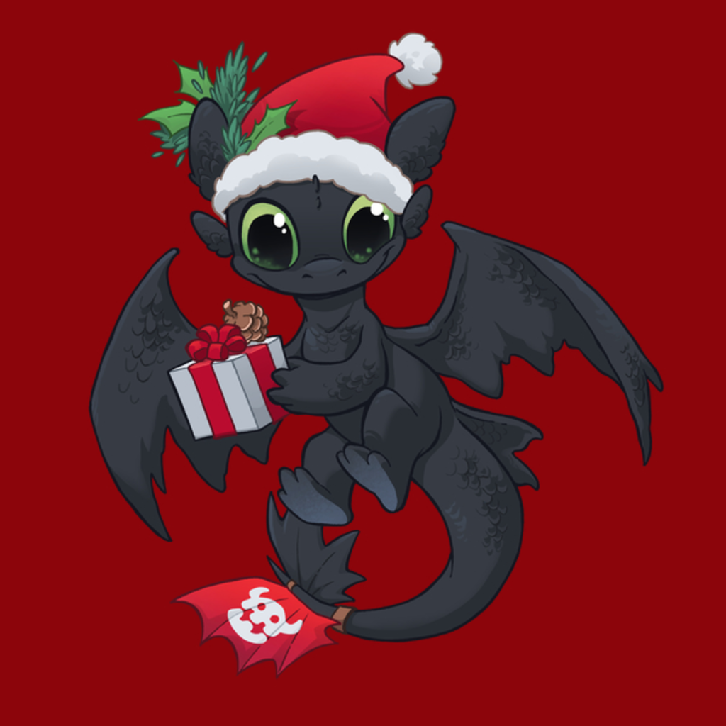 NeatoShop: Christmas Dragon
