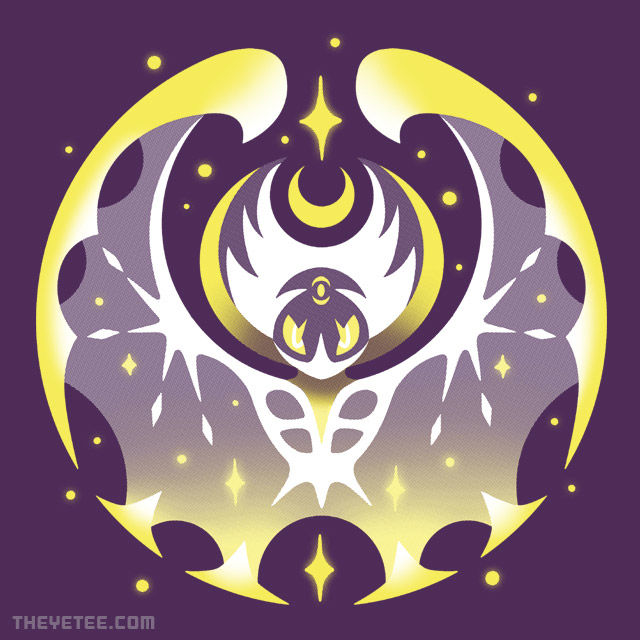 The Yetee: Full Moon