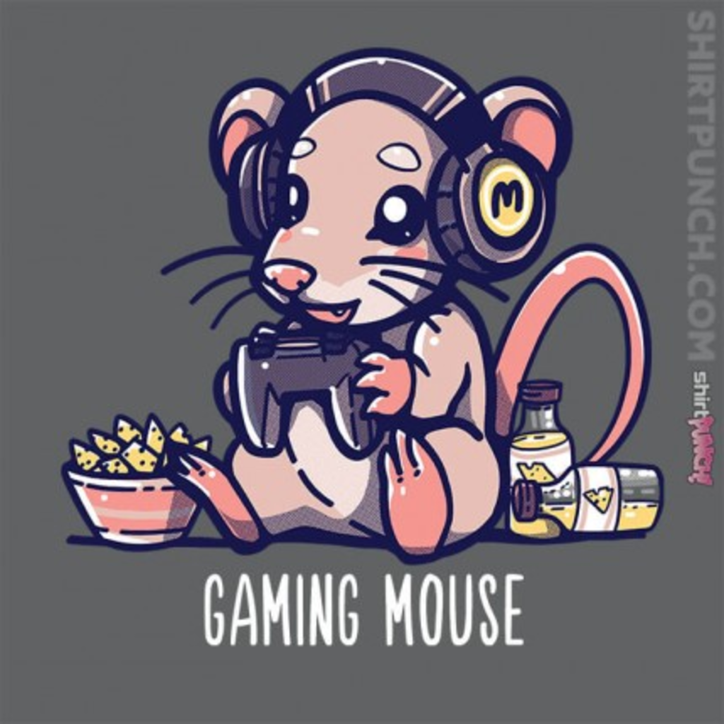 ShirtPunch: Gaming Mouse