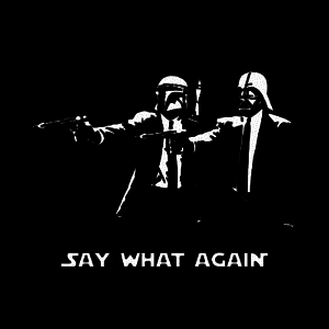 Five Finger Tees: Say What Again