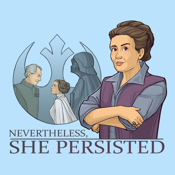 NeatoShop: She Persisted