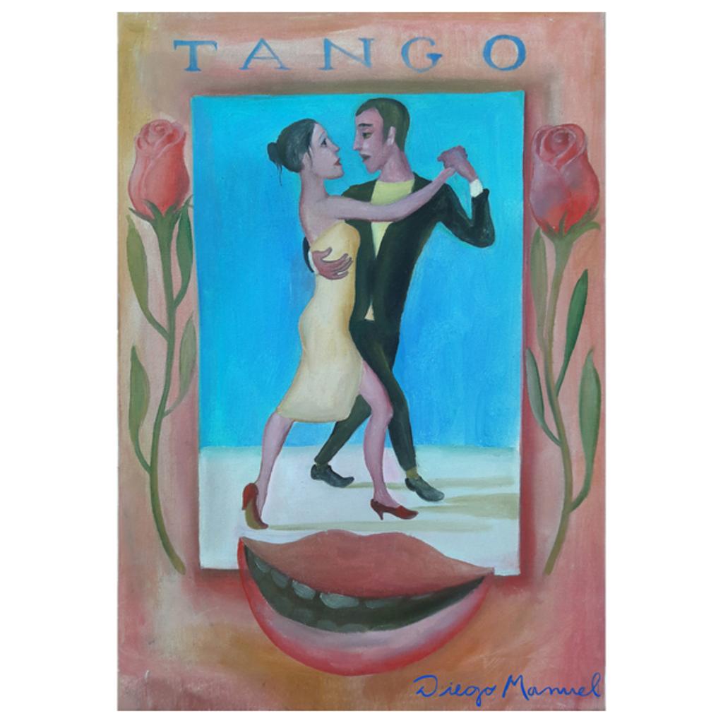 NeatoShop: Tango poster