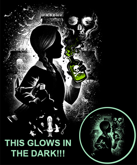 Qwertee: I Hate Everything Glow in the Dark