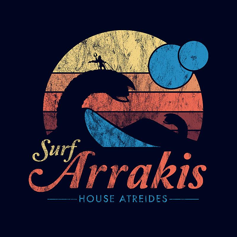 Pampling: Visit Arrakis