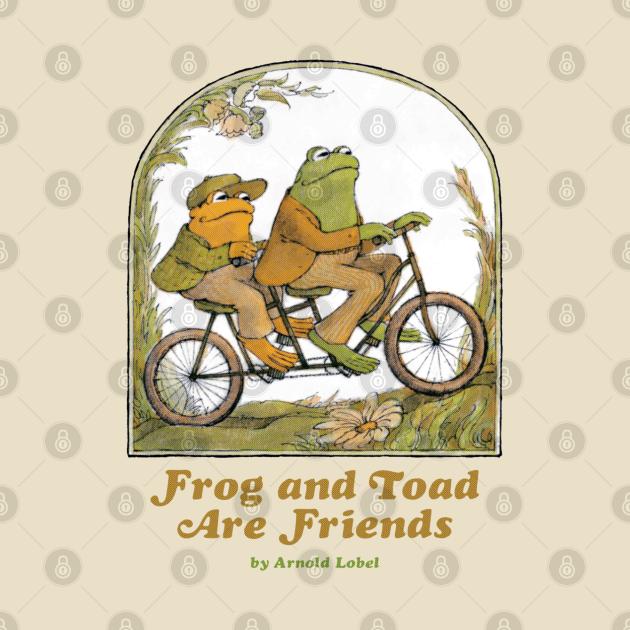 TeePublic: Frog & Toad