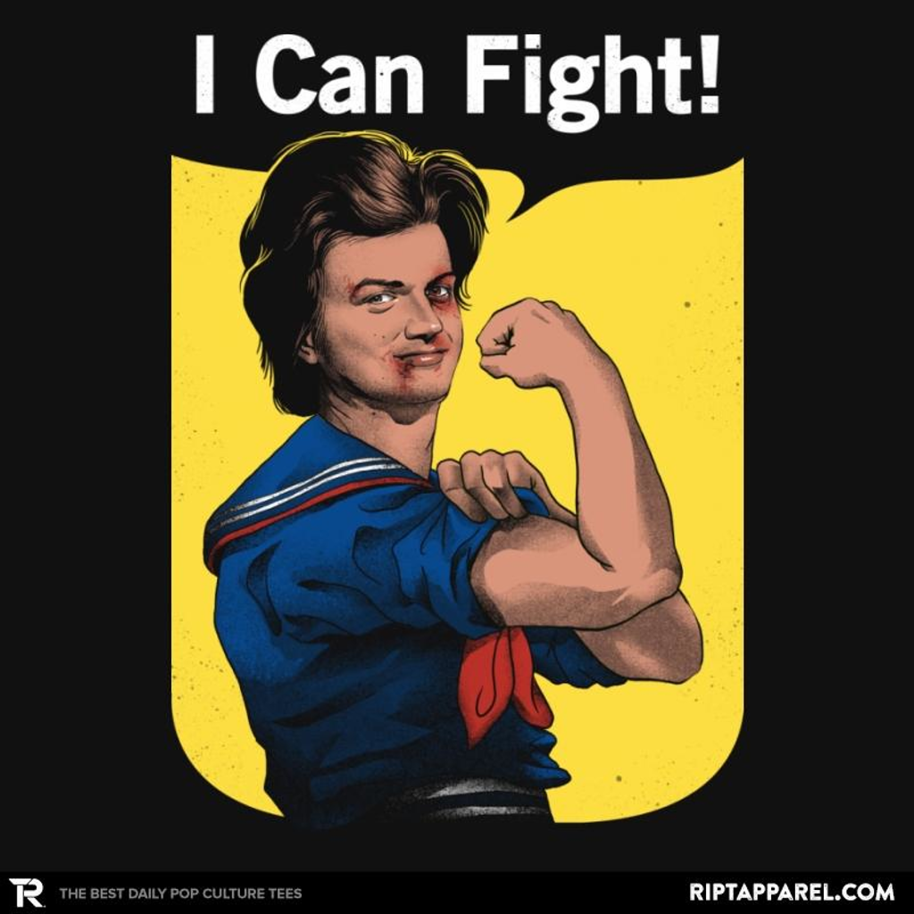 Ript: I Can Fight!