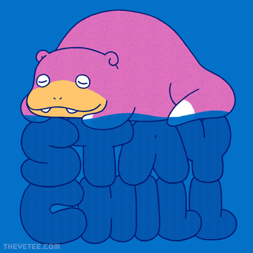 The Yetee: Stay Chill