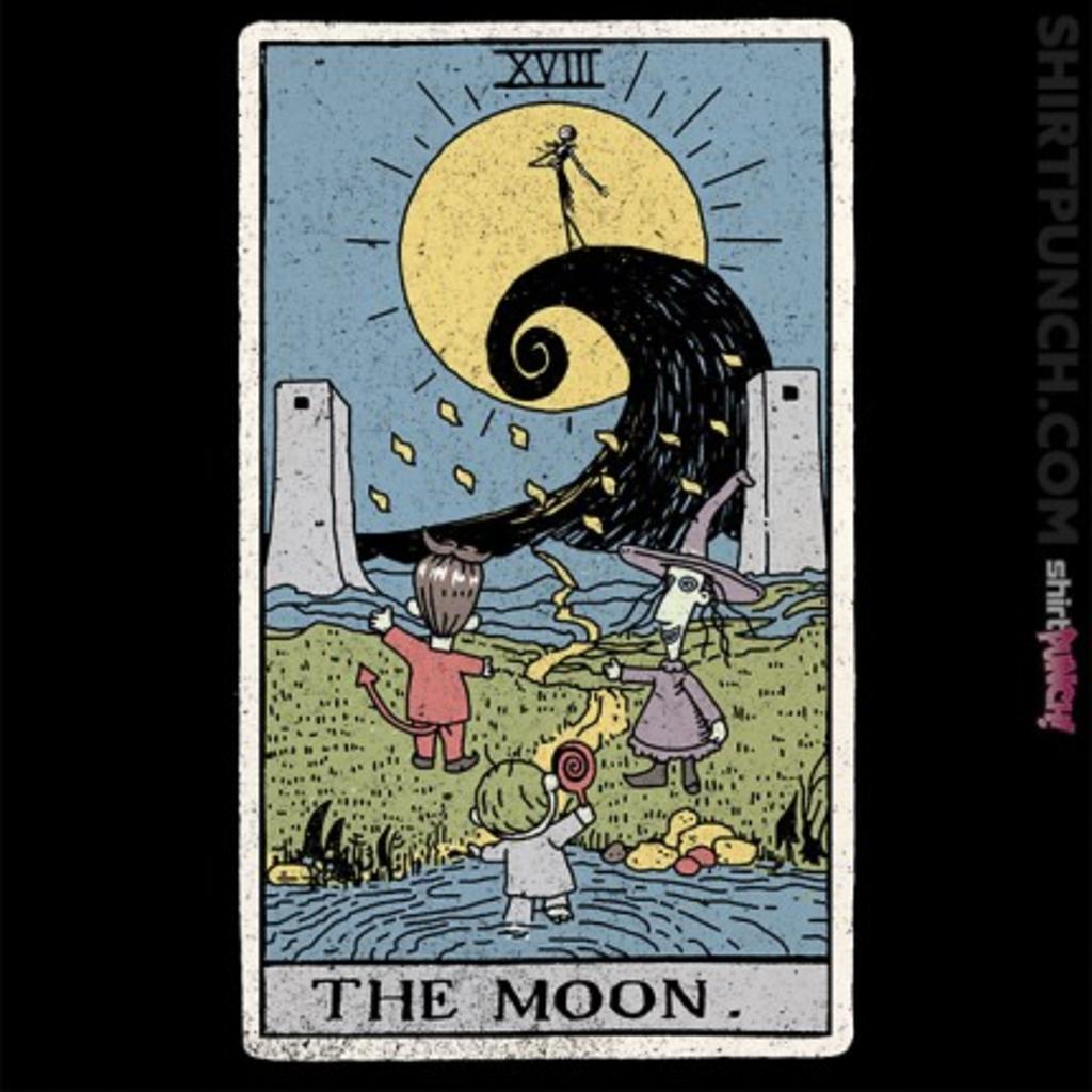 ShirtPunch: The Moon
