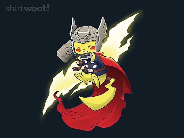 Woot!: Thundermon