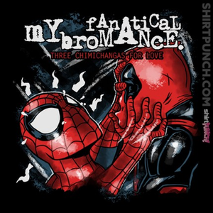 ShirtPunch: My Fanatical Bromance