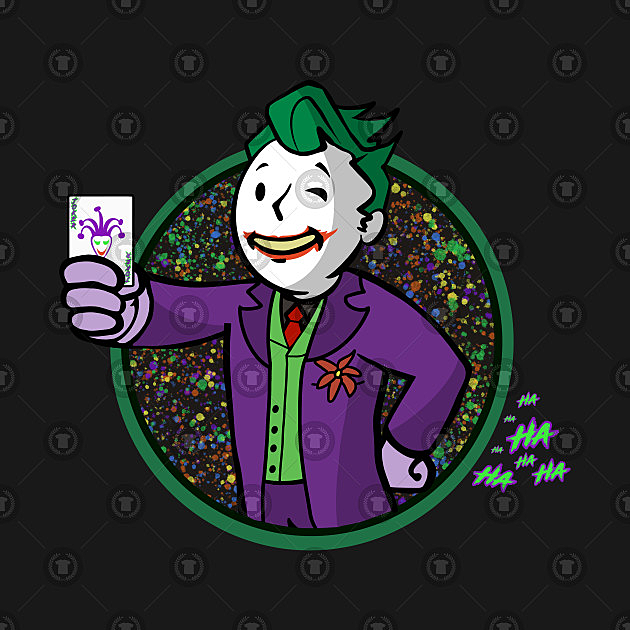 TeePublic: The Joker Boy