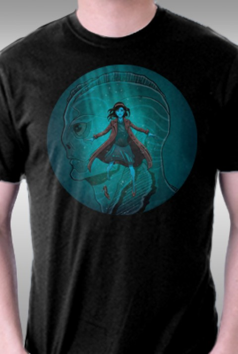 TeeFury: Peace Within The Deep