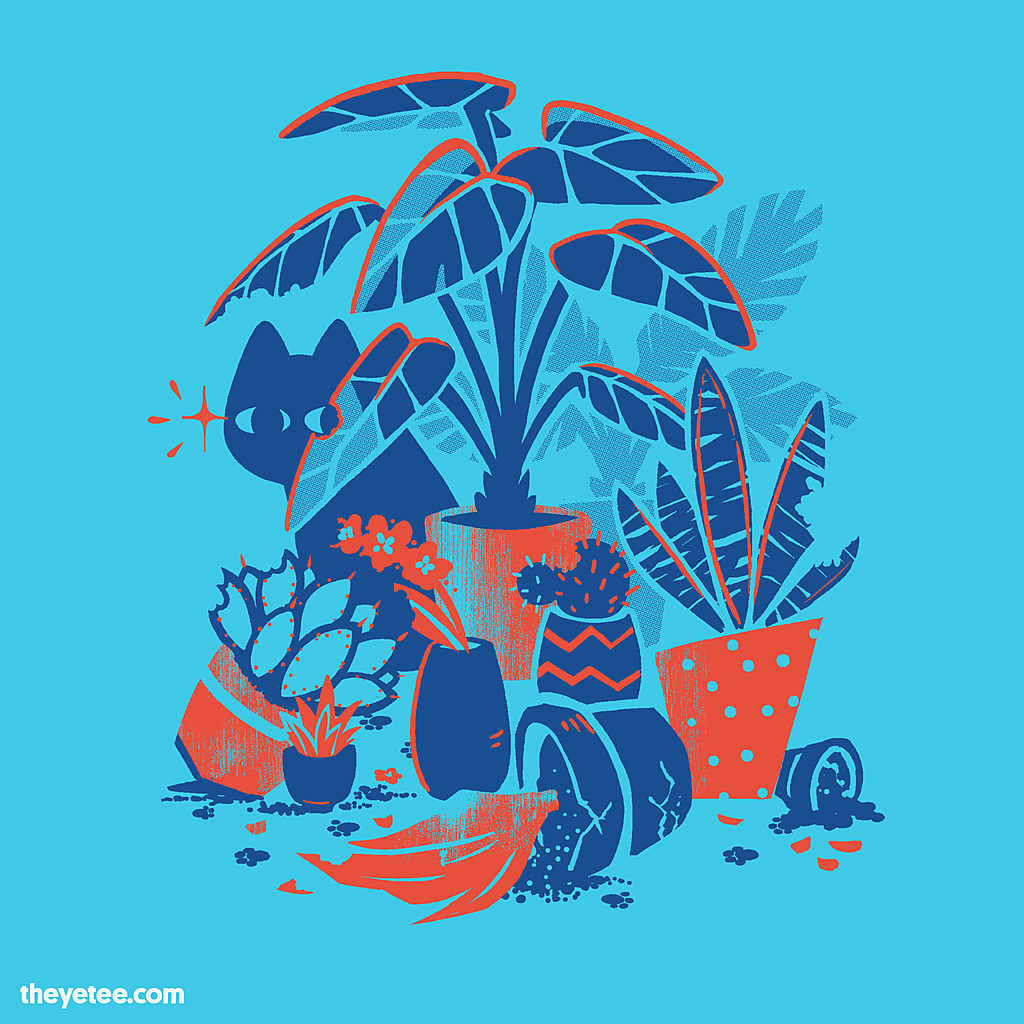 The Yetee: PLANT CRIMINAL
