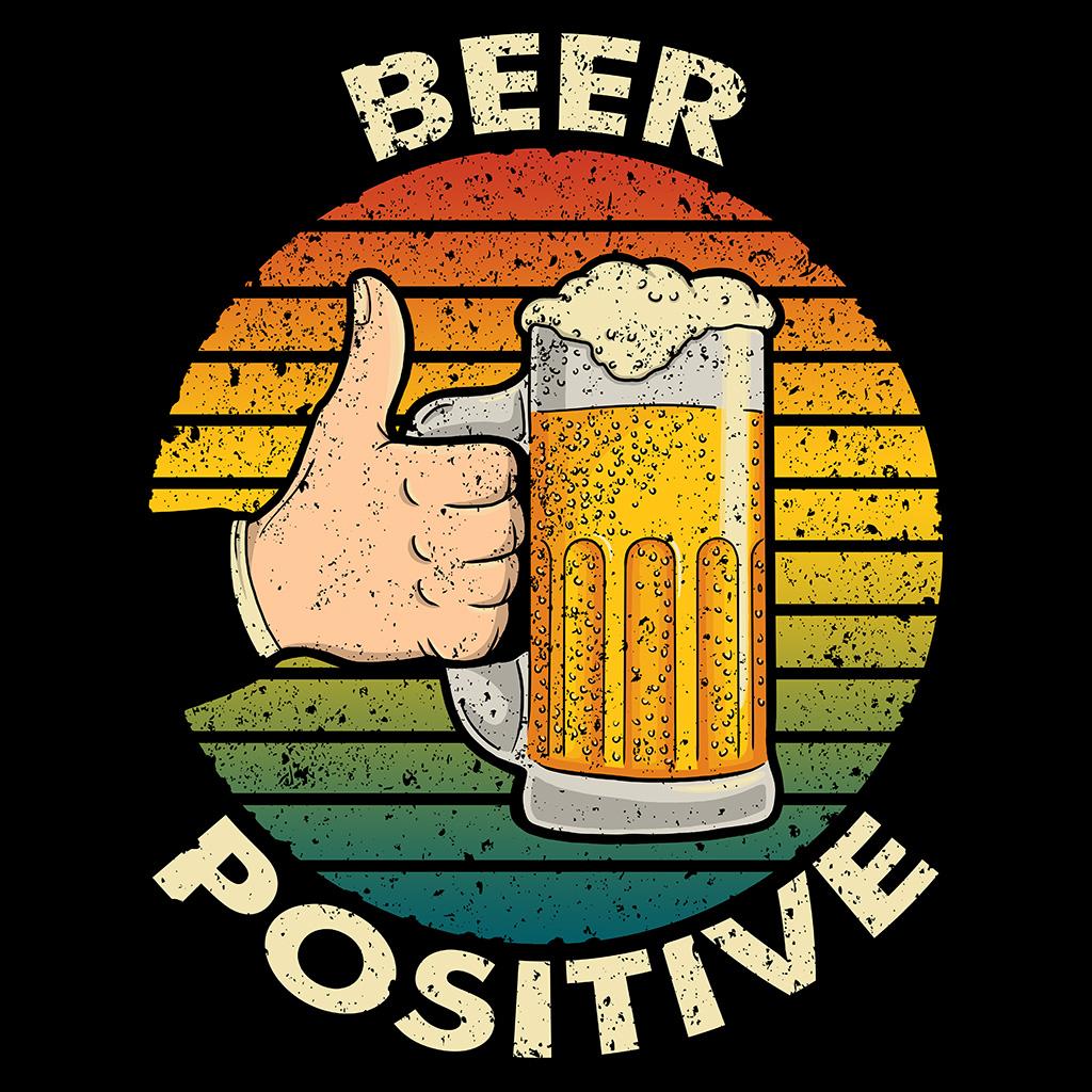 TeeTee: Beer Positive
