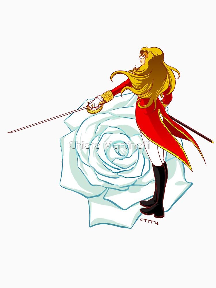 RedBubble: Lady Oscar