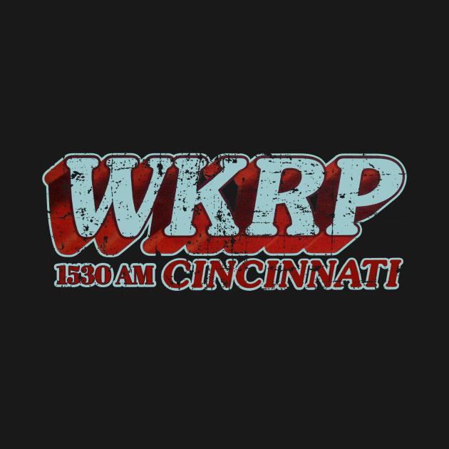 TeePublic: WKRP in Cincinnati