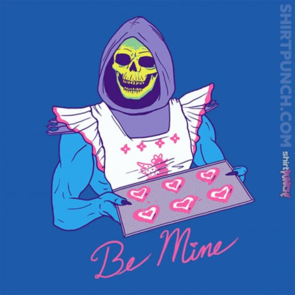 ShirtPunch: Be Mine