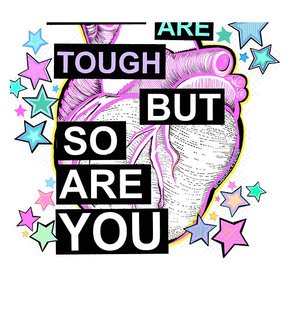 RedBubble: Times Are Tough in Pink