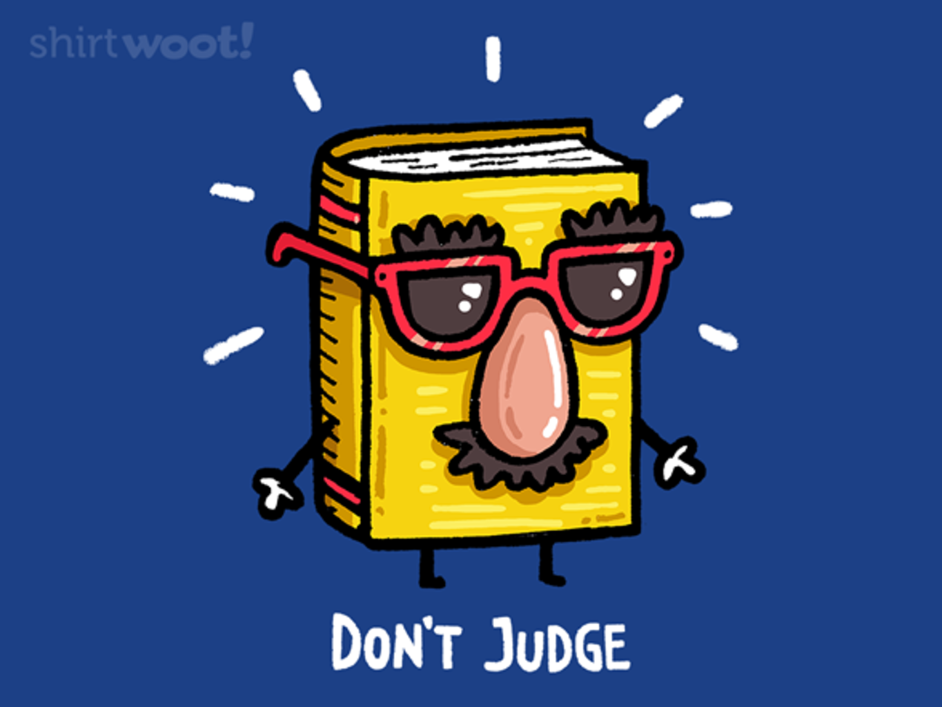 Woot!: Can't Judge a Book