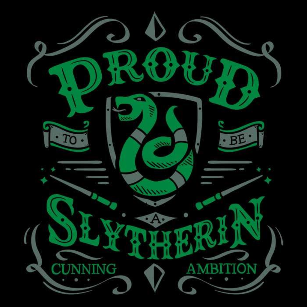 Once Upon a Tee: Proud to be a Serpent